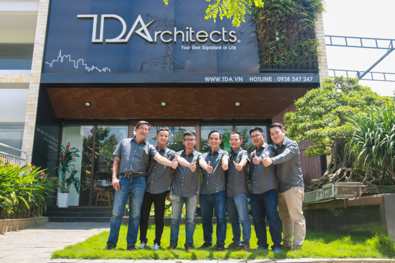 TDArchitects - Đơn vị thiết kế phòng khám đa khoa uy tín tai TPHCM