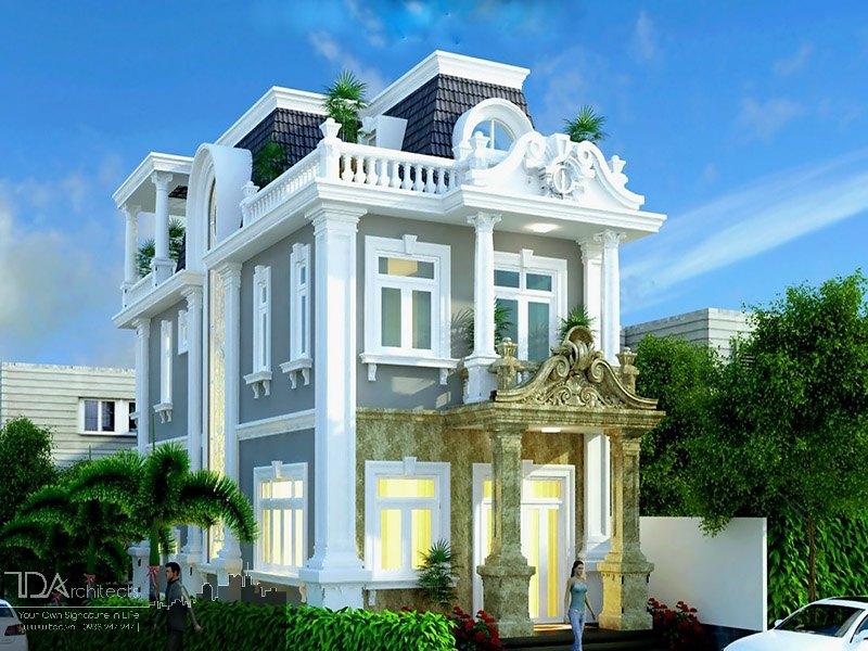 Bản thiết kế cho 1 khách hàng tại Đồng Nai
