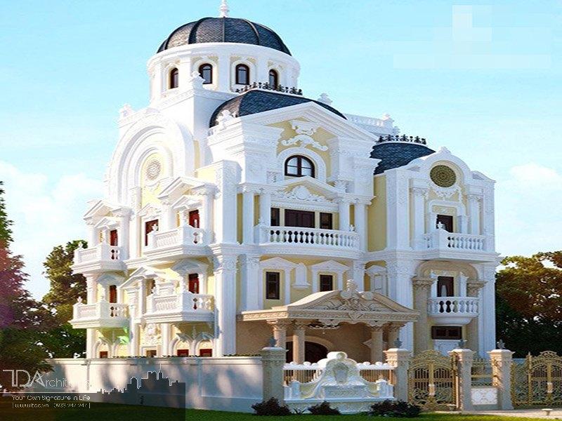 Lối thiết kế theo kiểu cung điện