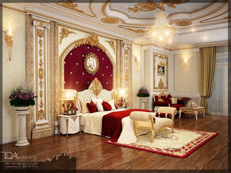 Mẫu không gian phòng ngủ