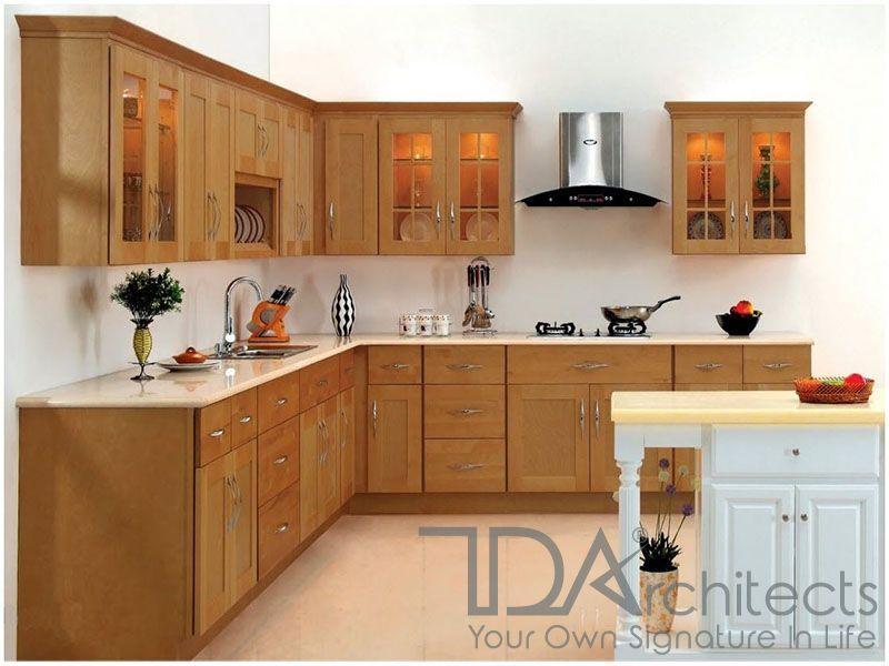 Mẫu tham khảo không gian bếp nhà phố