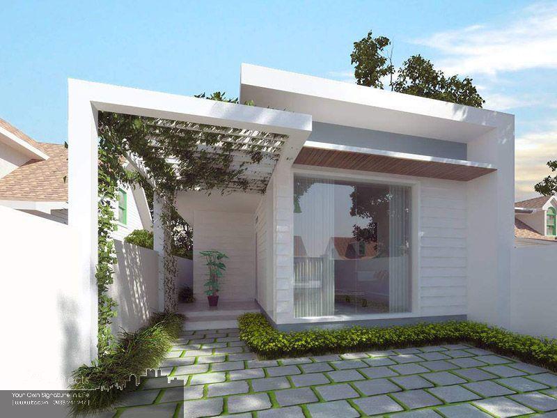 Mẫu thiết kế nhà hiện đại