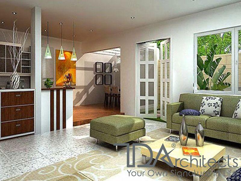 Mẫu thiết kế phòng khách đẹp đơn giản