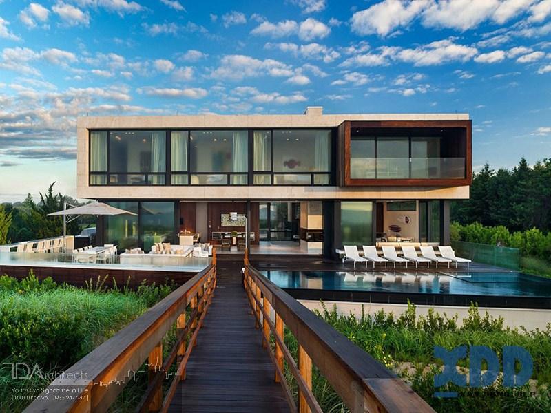Mô hình biệt thự nghỉ dưỡng cho thuê