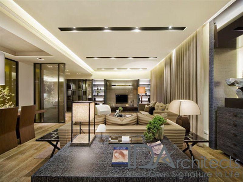 Một gợi ý thiết kế cho những căn biệt thự có căn phòng rộng