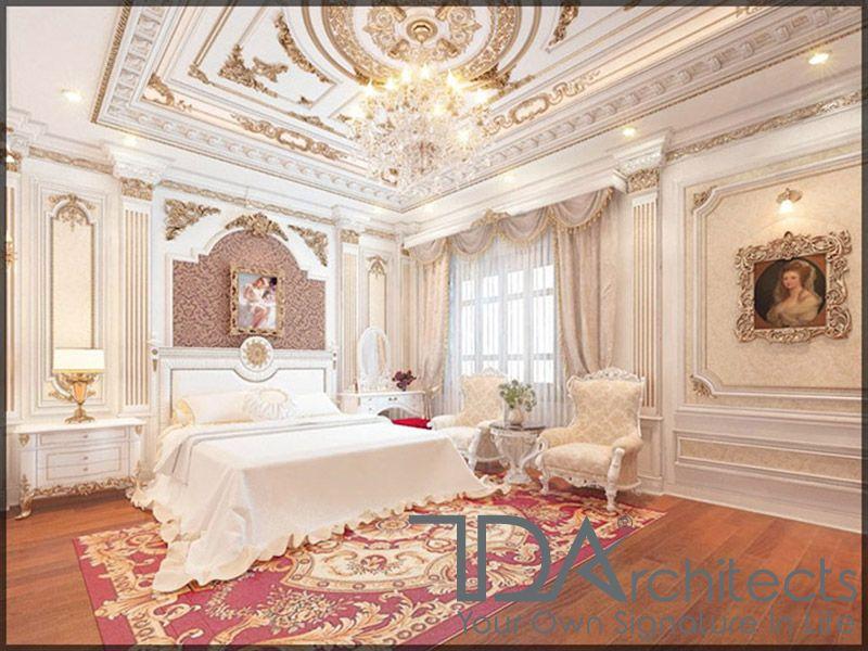 Thiết kế nội thất phòng ngủ ấn tượng