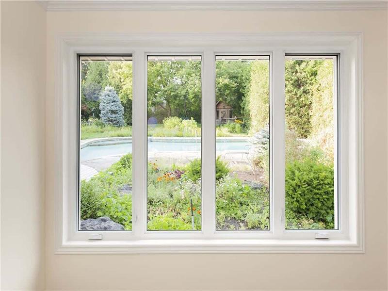 Mẫu cửa sổ 4 cánh