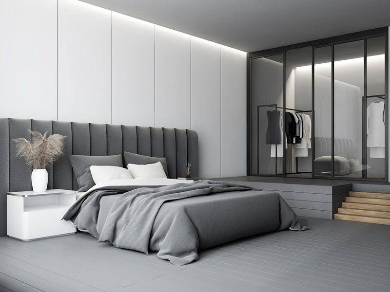 Mẫu phòng ngủ hiện đại