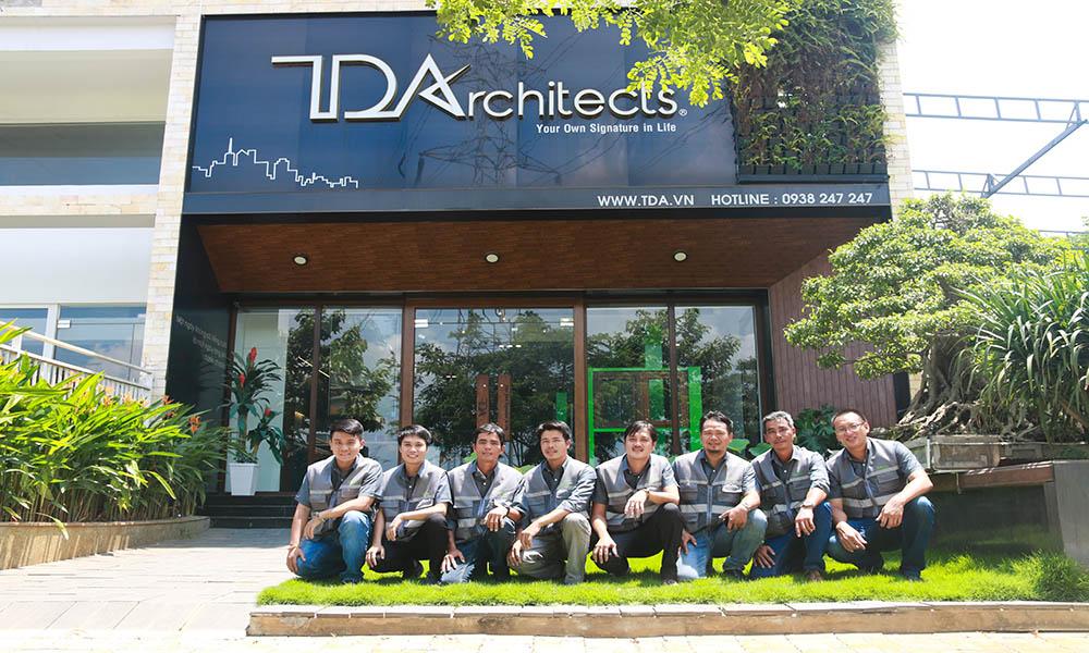 TDArchitects - Thiết kế biệt thự mini giá rẻ