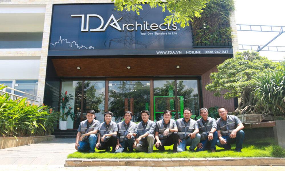 Công ty thiết kế biệt thự TDArchitects
