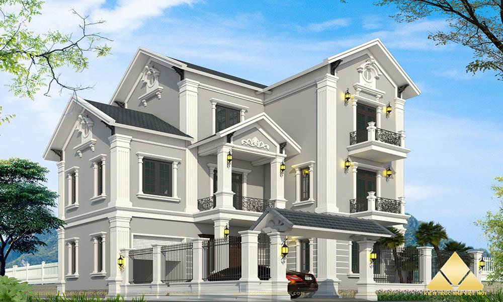 Vị trí nhà ảnh hưởng đến giá xây dựng nhà 3 tầng