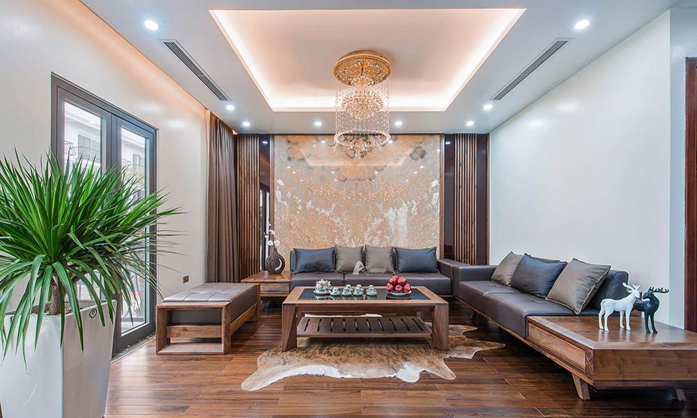 Tiêu chuẩn thiết kế biệt thự 3 tầng