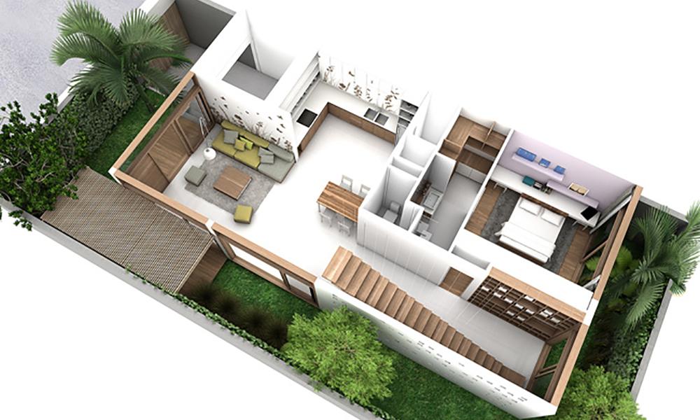 Ưu điểm khi thiết kế nhà tại TDArchitects