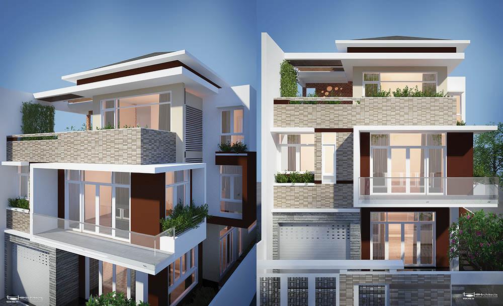 Thiết kế nhà cho gia đình có 3 thế hệ