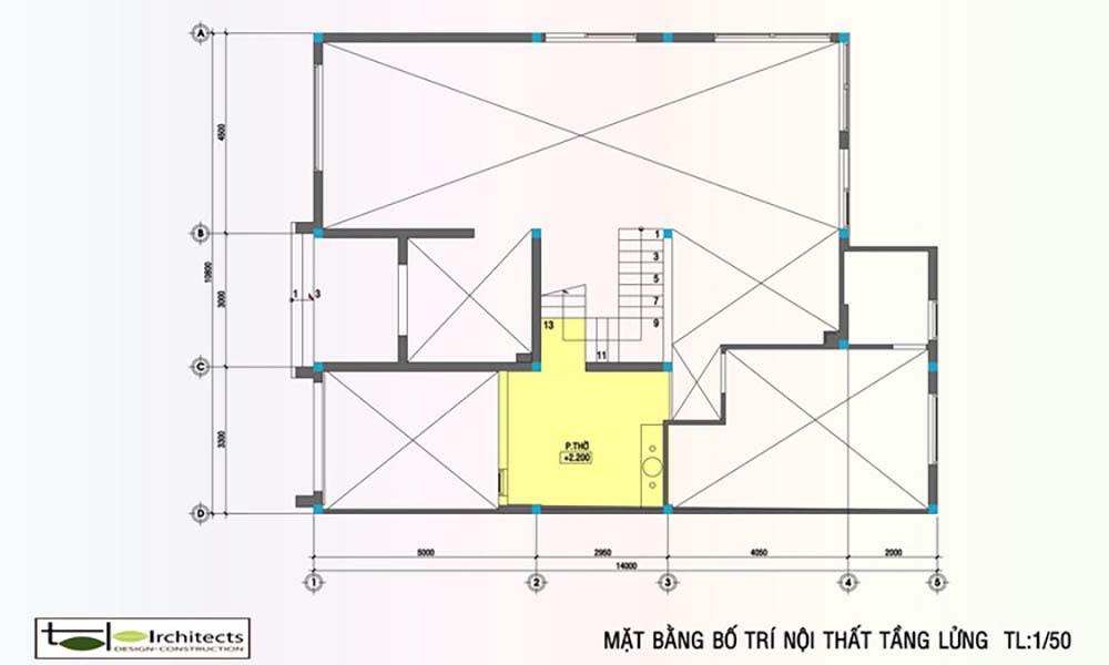 Kết cấu tầng lửng