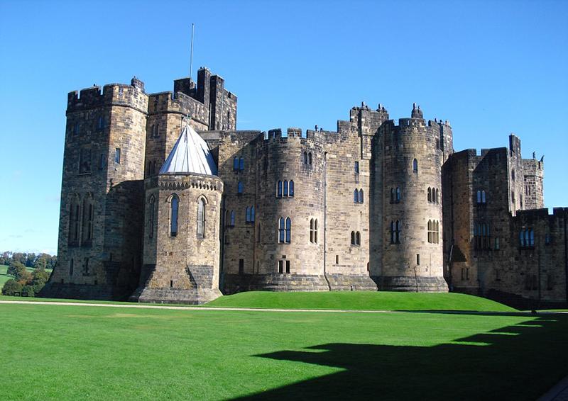 Mẫu lâu đài trung cổ