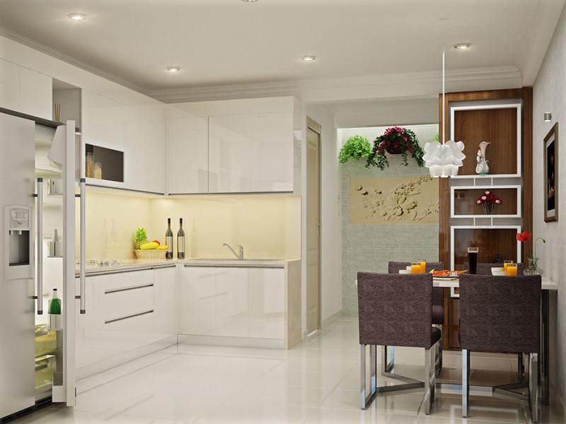 Phòng bếp hiện đại
