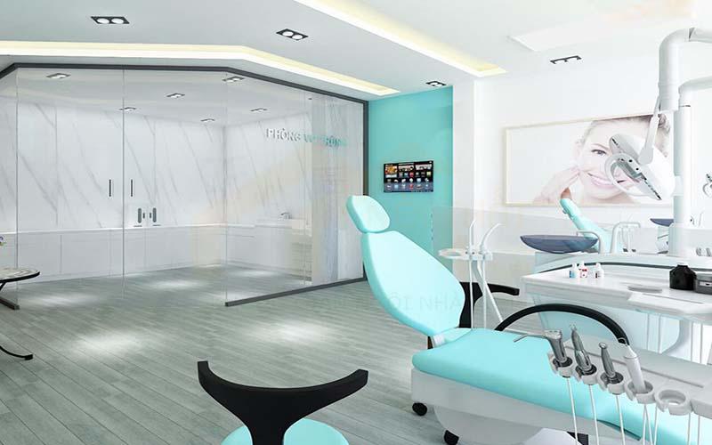 Đặc điểm của phòng khám nha khoa
