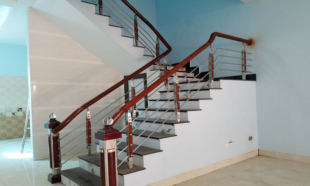 Chiều cao cầu thang