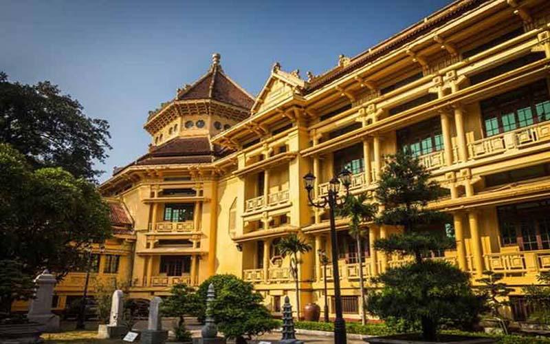 Kiến trúc Đông Dương cổ là gì?
