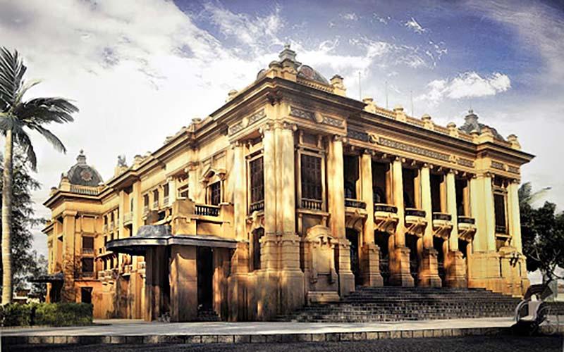 Nét đẹp đặc trưng của kiến trúc Đông Dương cổ