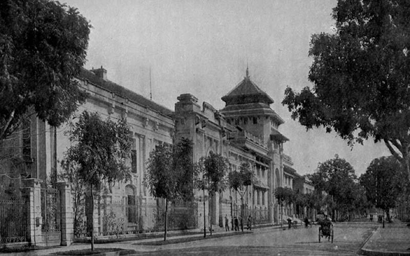 Nguồn gốc hình thành kiến trúc Đông DươngNguồn gốc hình thành kiến trúc Đông Dương