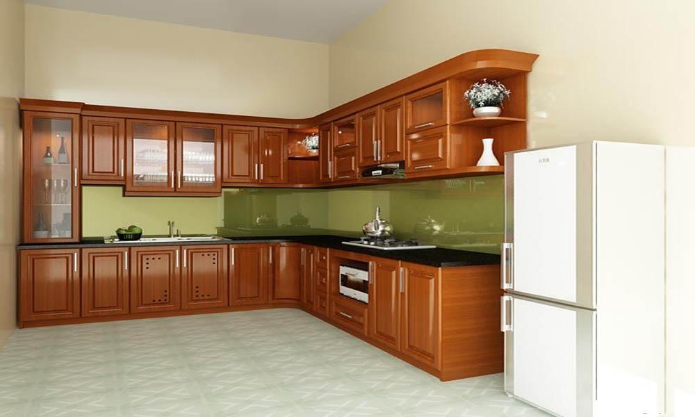Vì sao cần thiết kế tủ bếp phù hợp chiều cao?