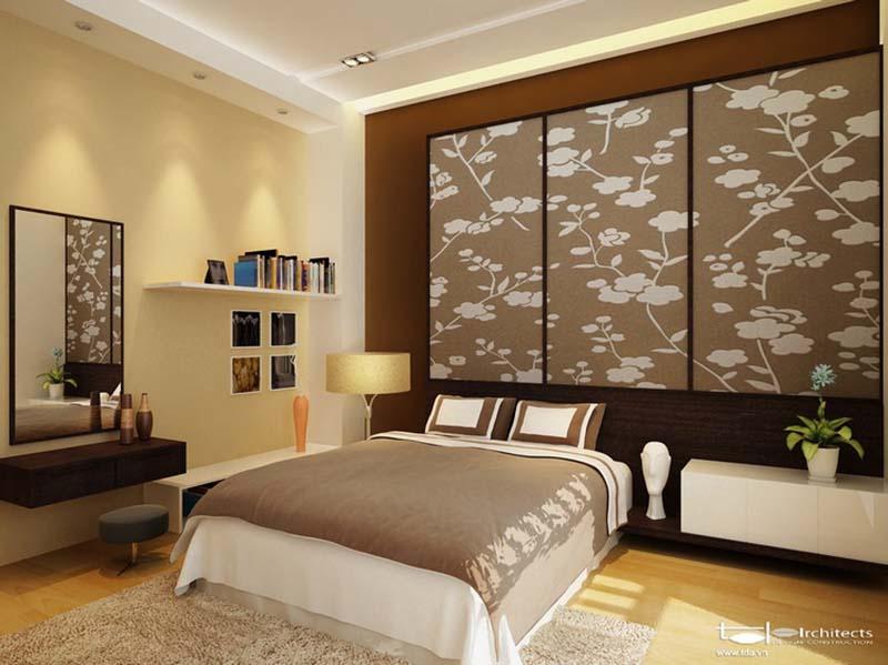 Phòng ngủ của mẹ