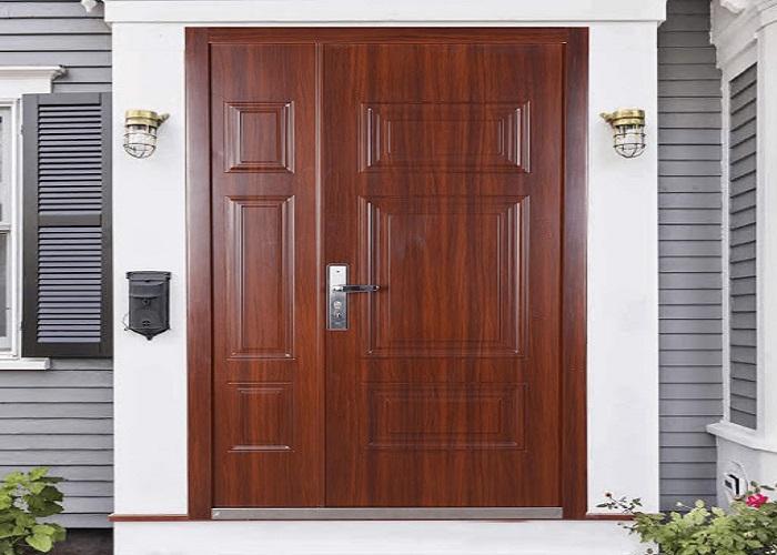 Kích thước cửa đi 2 cửa quay (1 cánh to, 1 cánh nhỏ)